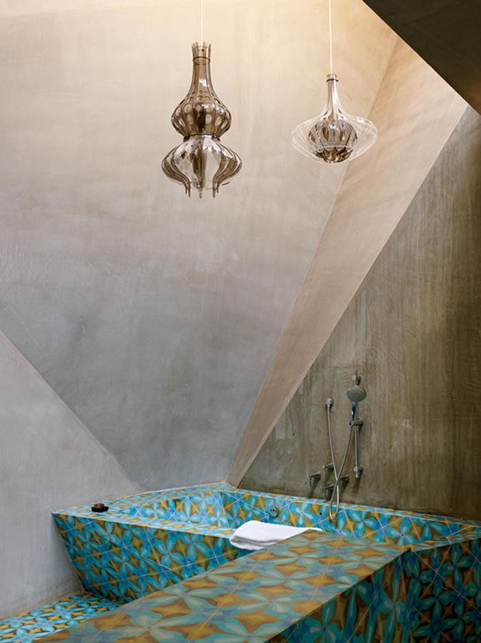 Bohemian Bathroom Designs 5