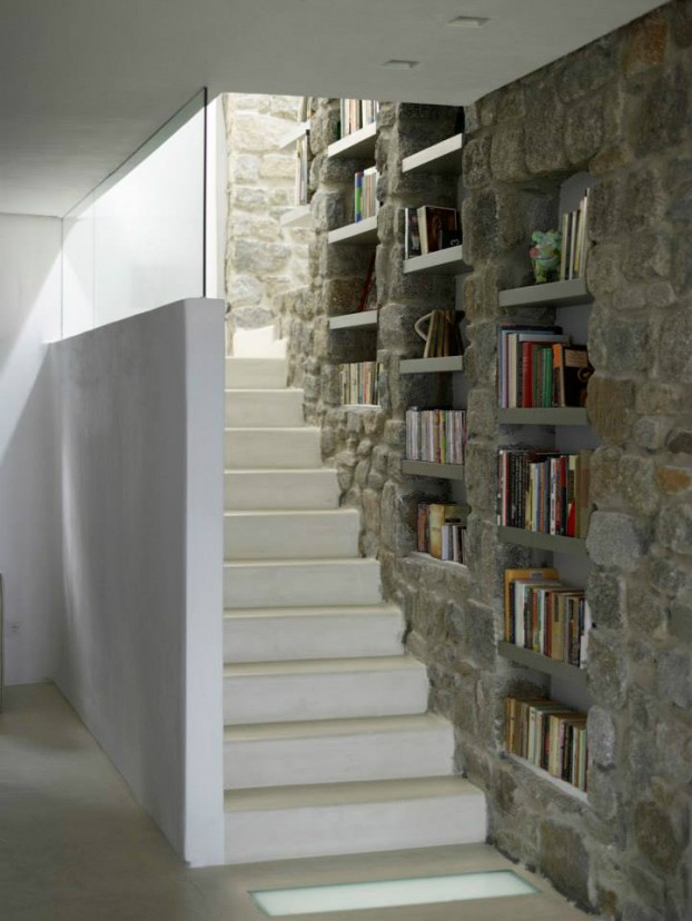 33 Beautiful Built In Bookshelves