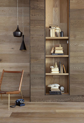 Beautiful Built In Bookshelves 19