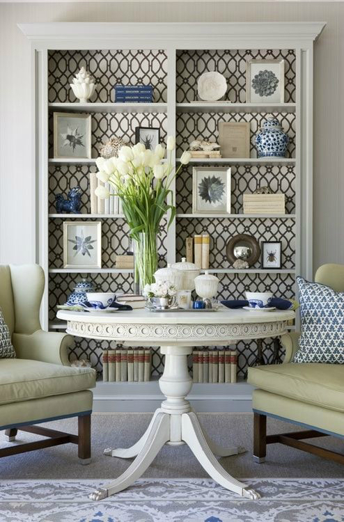 Beautiful Built In Bookshelves 25