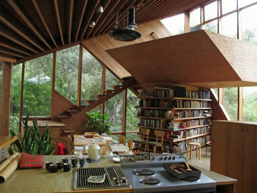 Beautiful Built In Bookshelves 3