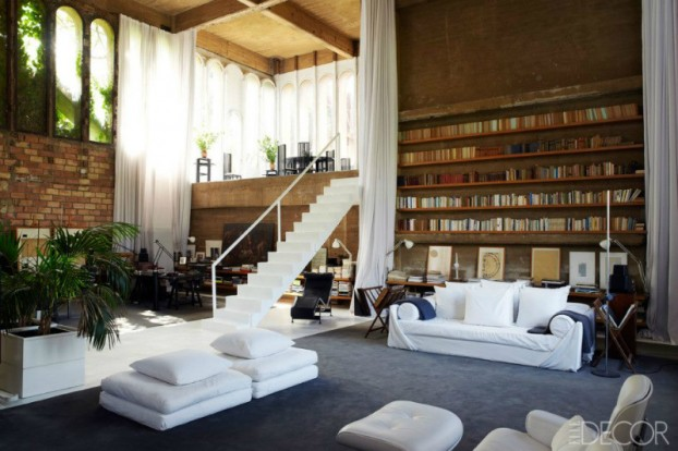 Beautiful Built In Bookshelves 30