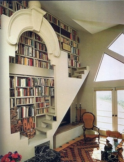 Beautiful Built In Bookshelves 33