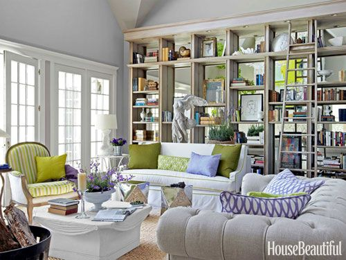 Beautiful Built In Bookshelves 34