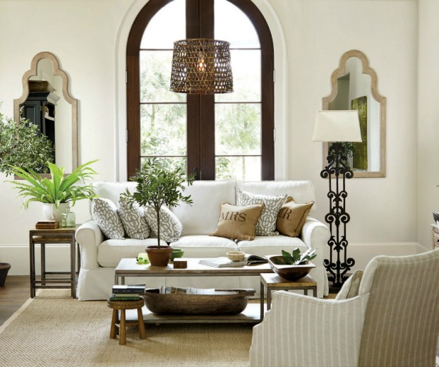 Charming Living Room Ideas 16