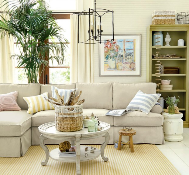 Charming Living Room Ideas 19