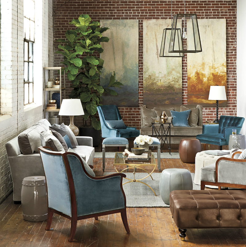 Living Room: 36 Charming Living Room Ideas