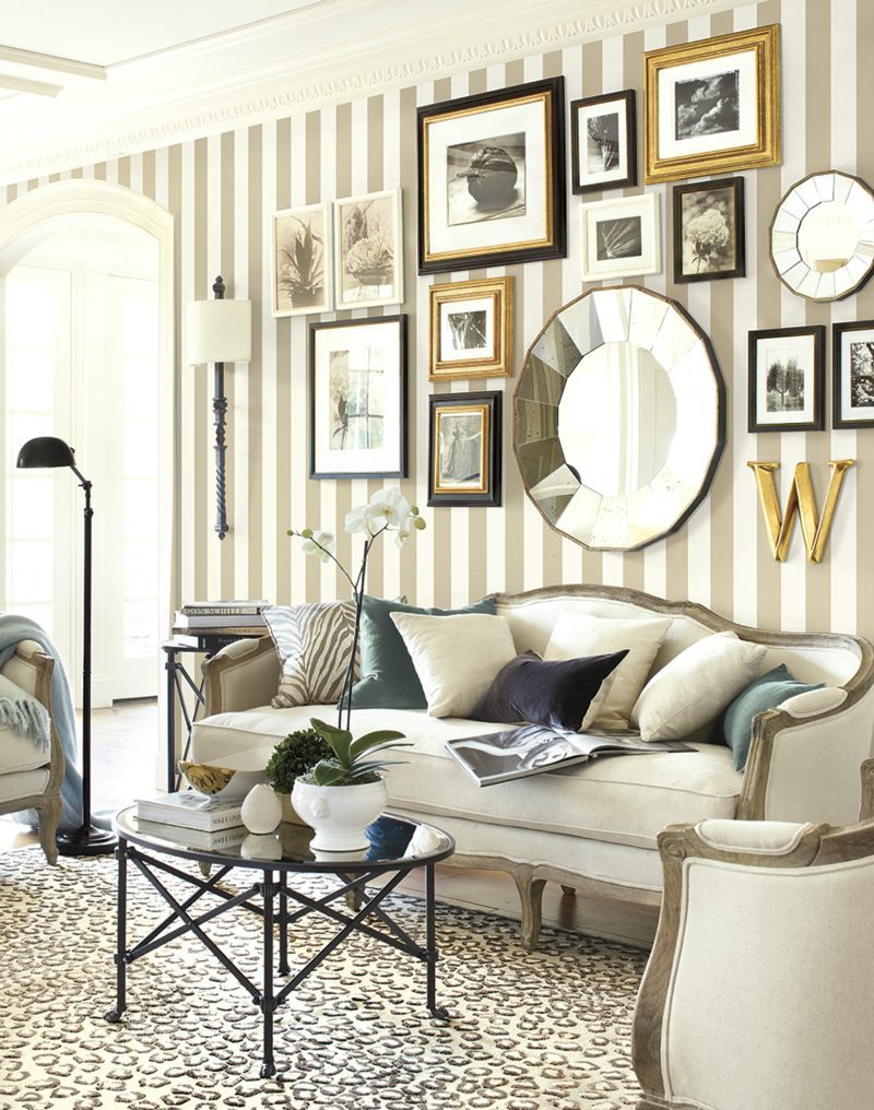 36 Charming Living Room Ideas - Decoholic
