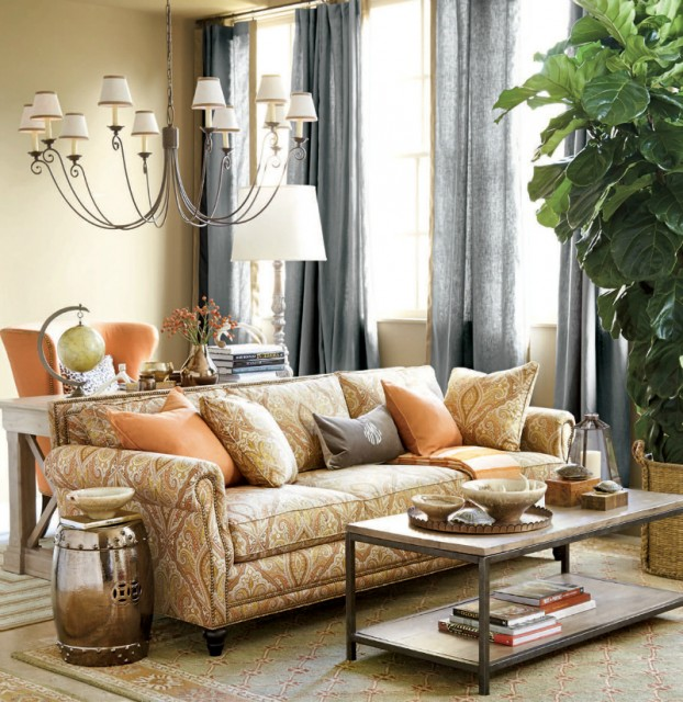 Charming Living Room Ideas 8