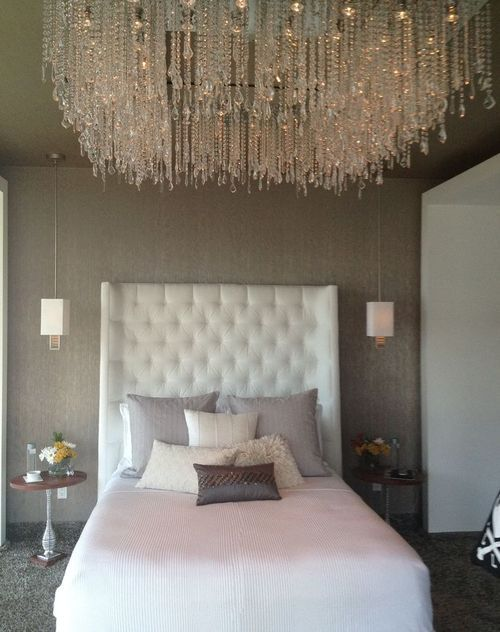 Chic bedroom ideas with a smart contemporary feel decoholic Modern chic master bedroom