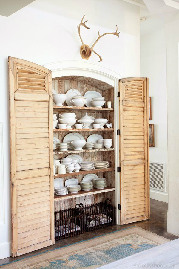 Dining Room Storage Ideas 20