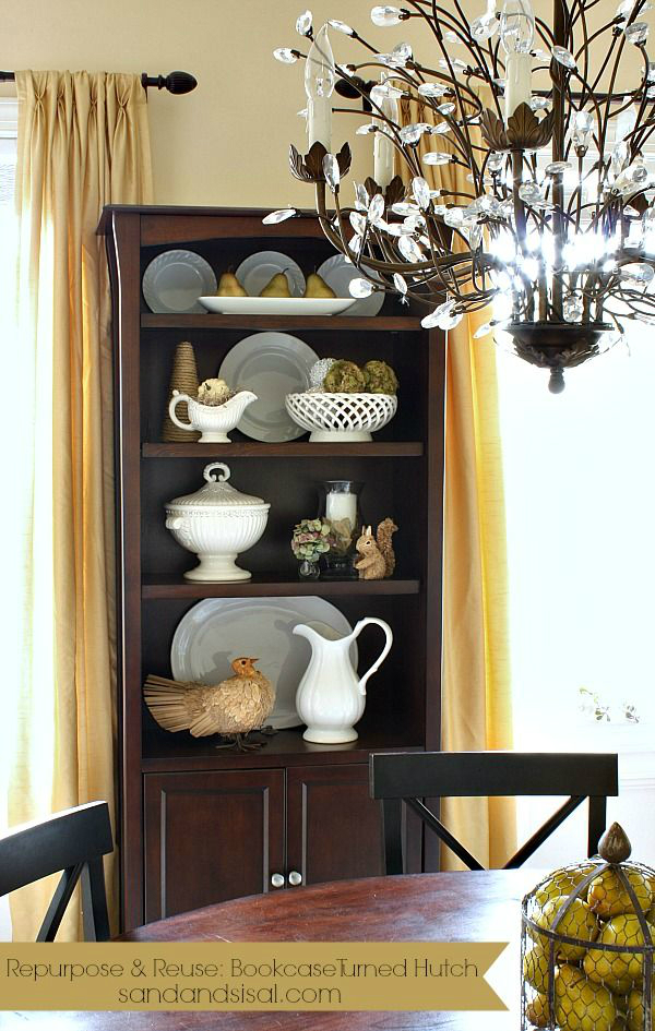 Image: The Lettered Cottage · Dining Room Storage Ideas 23