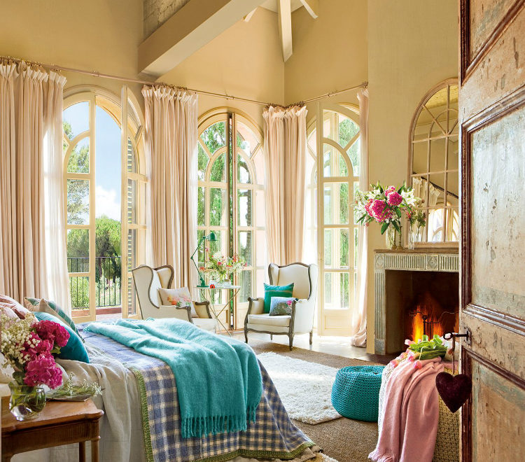Dream Vintage Elegant Bedroom 2