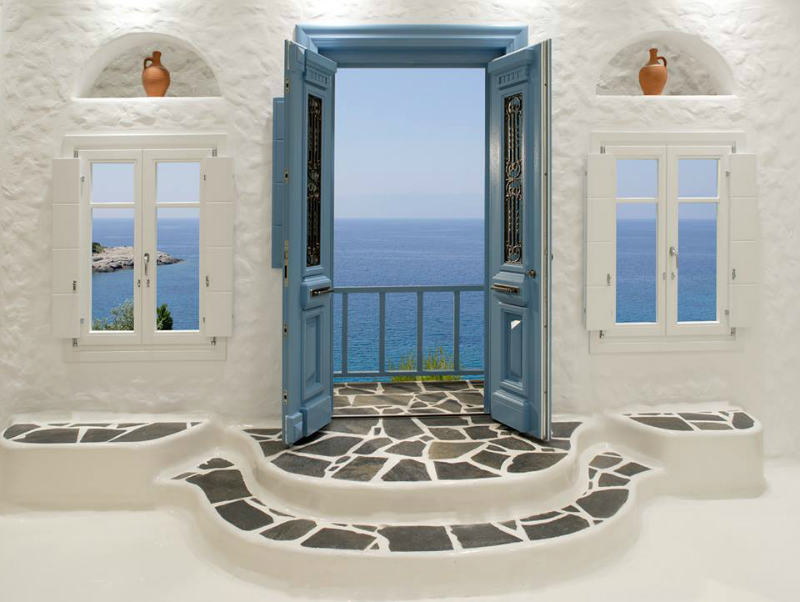 amazing greek interior design ideas (40 images) - decoholic