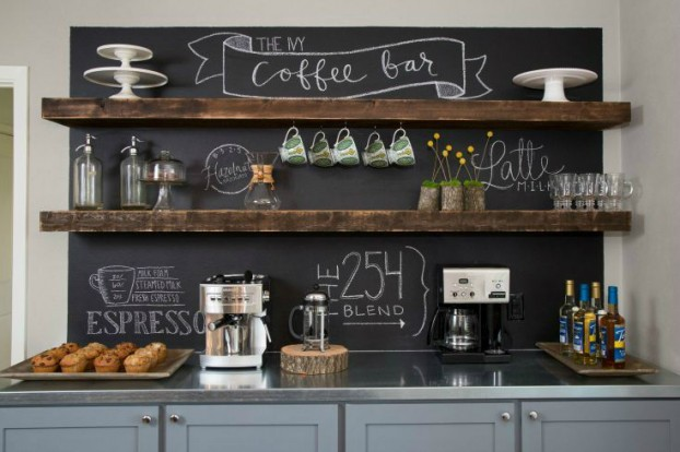 coffee bar idea