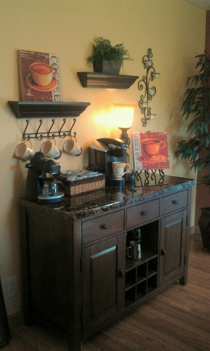 home Coffee Station 18