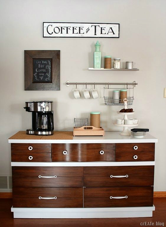 home Coffee Station 19