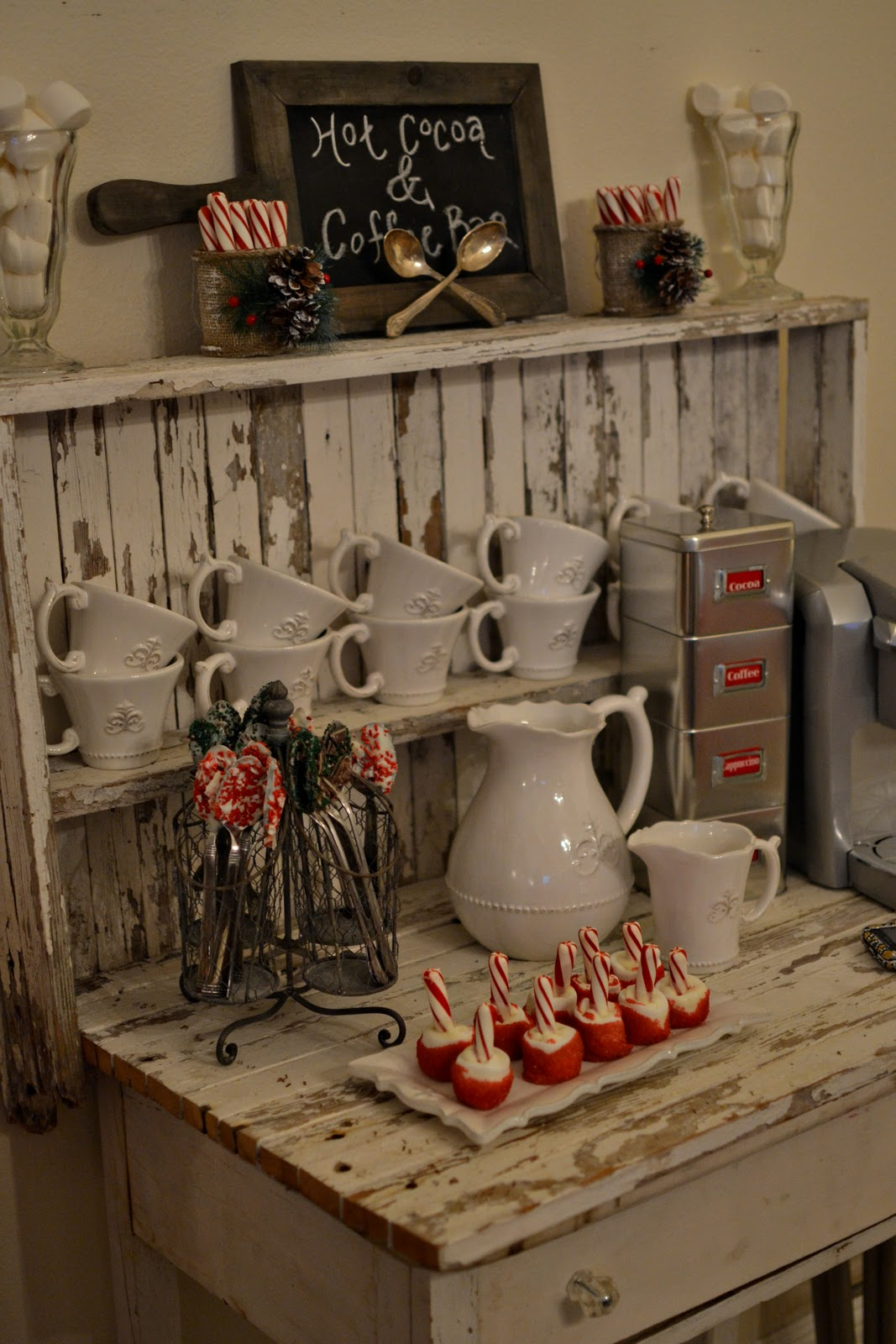Home Coffee Station 21
