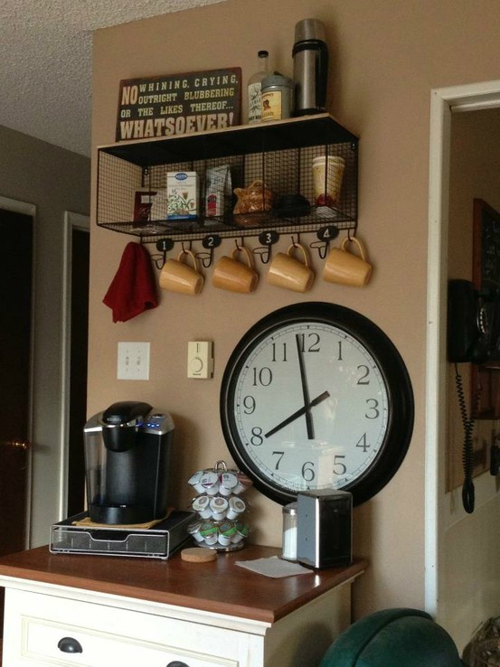 ... Home Coffee Station 24 ...