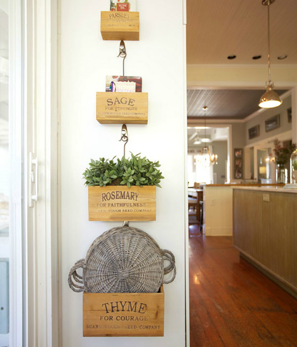 ... Kitchen Decorating Ideas With Herbs 10 ...