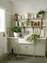 kitchen decorating ideas with herbs 30