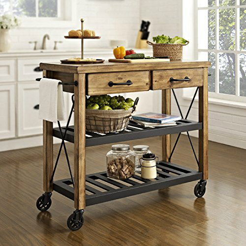 20 Best Kitchen Trolleys Carts Decoholic