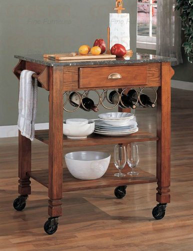 Best Kitchen Trolleys Carts 21