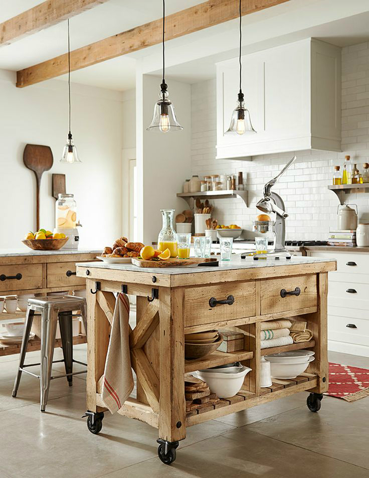 20 Best Kitchen Trolleys – Carts Decoholic