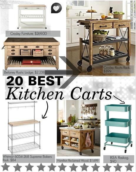 Charmant Best Kitchen Trolleys U2013 Carts