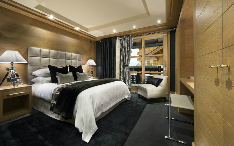 Le Petit Palais The Ultimate Luxury Ski Chalet 16