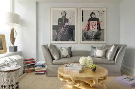 modern glamour living room 4