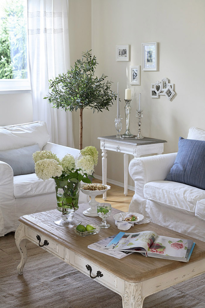 Romantic Country Shabby Chic Home 10