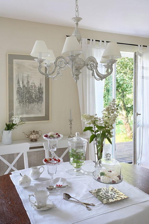 romantic country shabby chic home 16