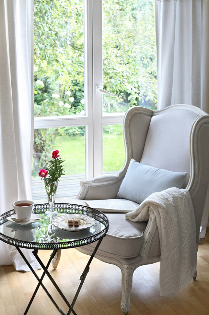 Romantic Country Shabby Chic Home 18
