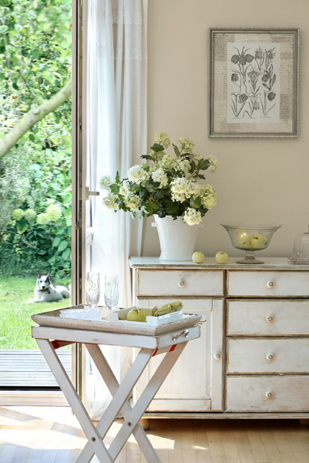 romantic country shabby chic home 21