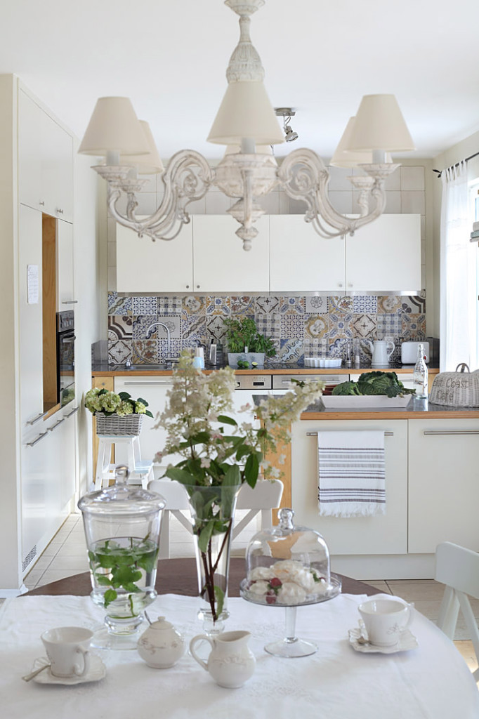 Romantic Country Shabby Chic Home 23