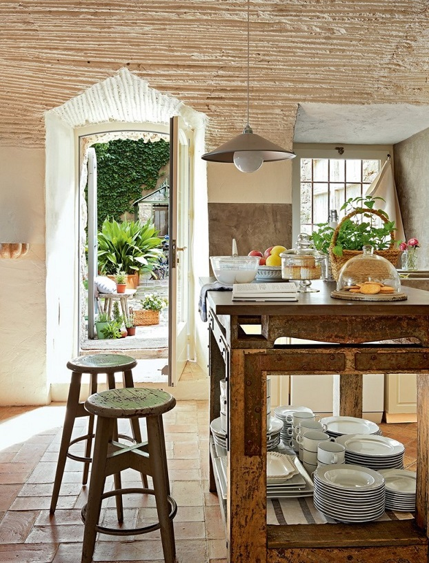 rustic house interior with a modern twist 4