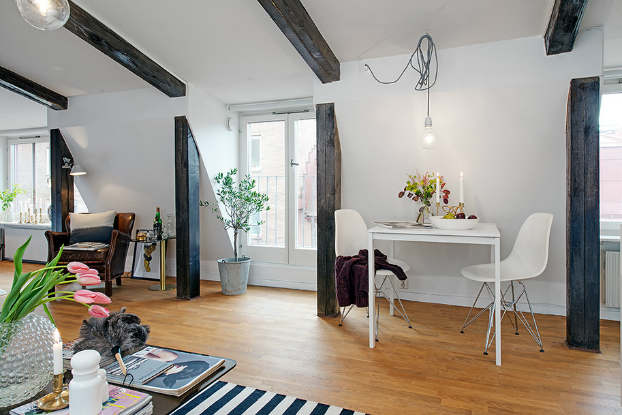 Cute Studio With A Relaxed Mood 14