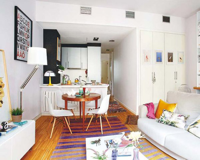 Small Aparment With Unlimited Space 5
