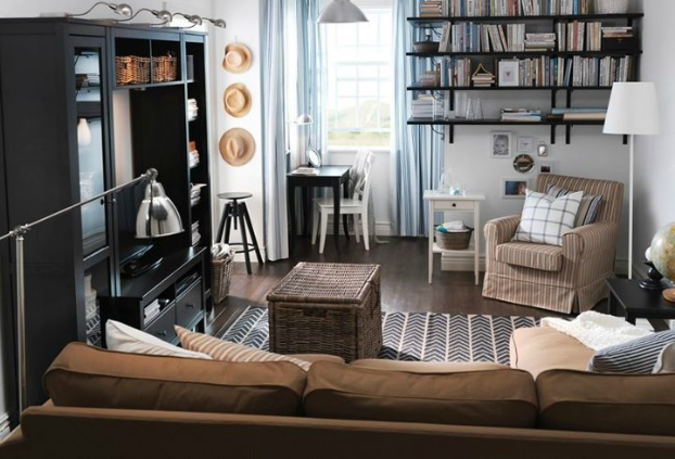10 tips for a small living room decoholic for Organize small living room