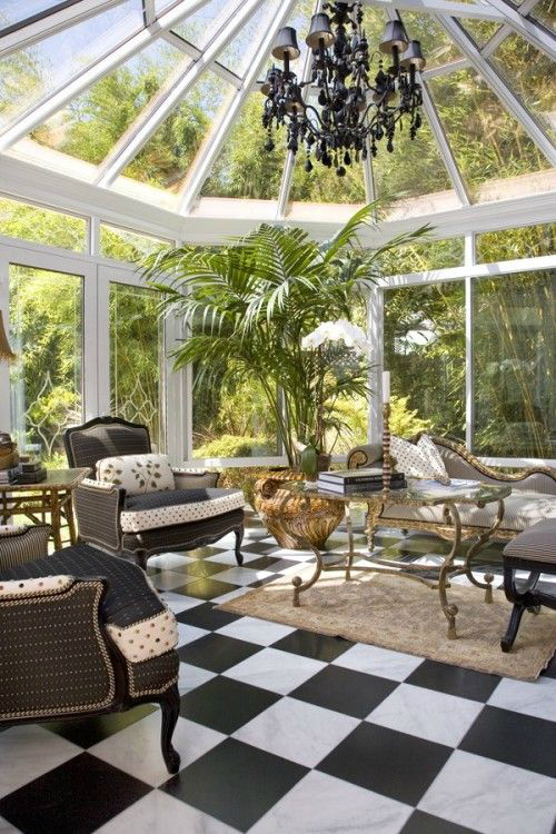sun room decorating idea design 17