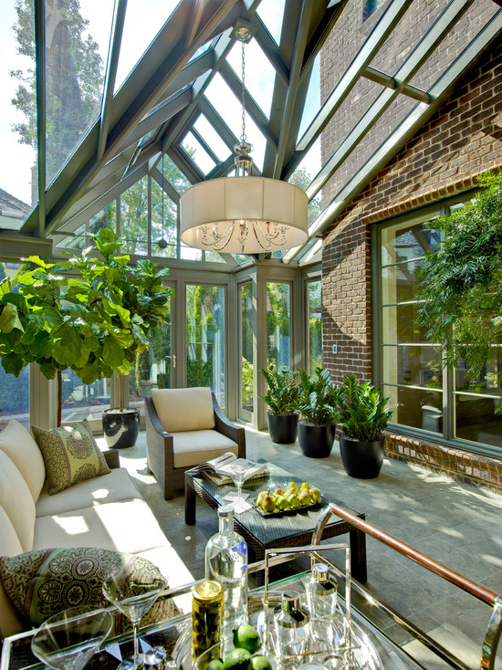 sun room decorating idea design 5