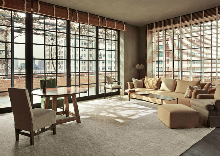 Greenwich Hotel's Penthouse owned by Robert De Niro 4