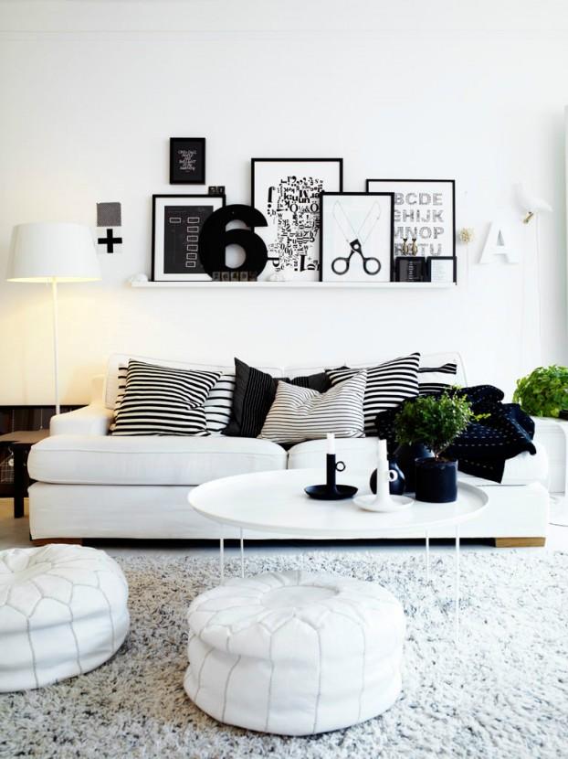 White Living Room Ideas 2