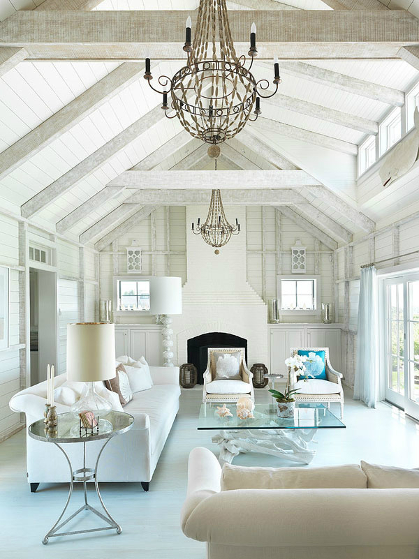 White Living Room Ideas 28 64 White