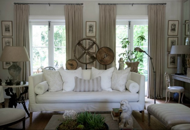 White Living Room Ideas 31