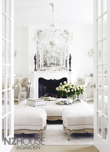 White Living Room Ideas 4