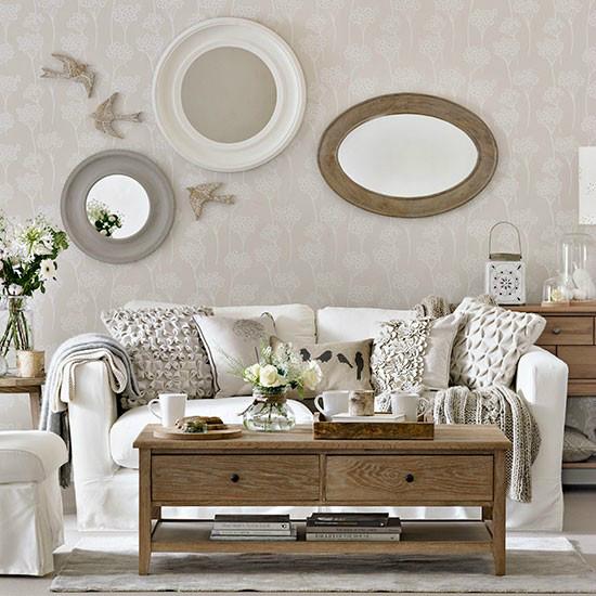 White Living Room Ideas 56