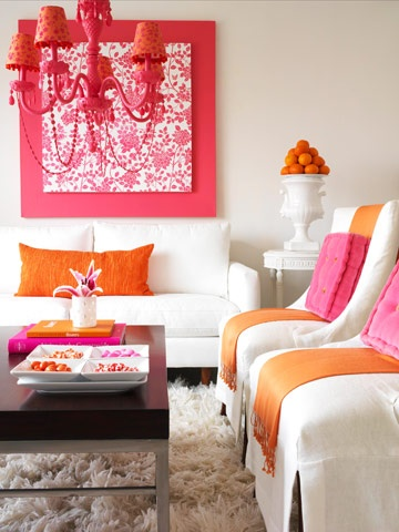Easy ideas to Add Color to Your Home 9