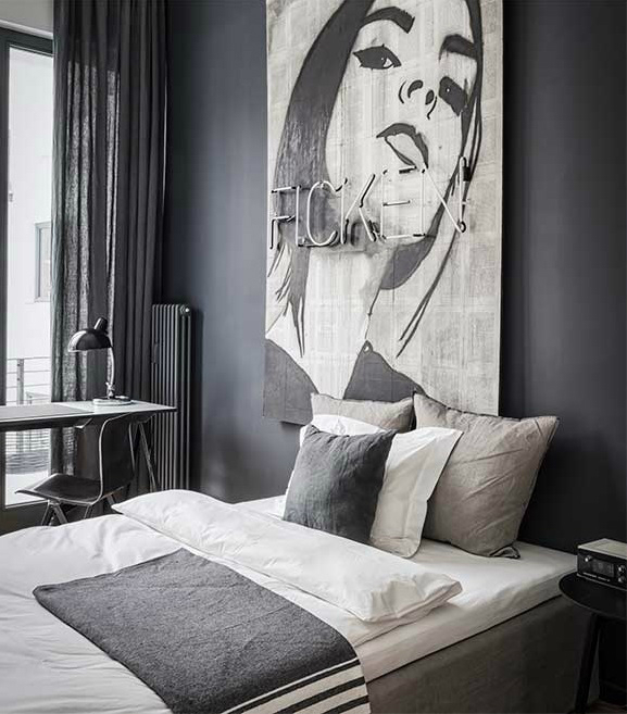 Edgy Luxury Apartment In Berlin 11